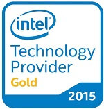 Intel Gold Partner