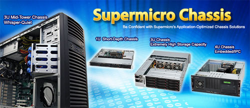 Supermicro Server Chassis